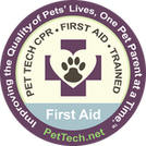 Pet Tech CPR & First Aid Trained