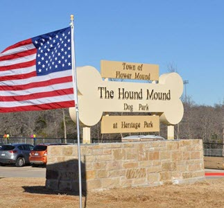 The Hound Mound Dog Park