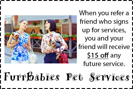 Refer a Friend - $15 Off